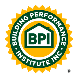 BPI Certified Professional or BPI GoldStar Contractor