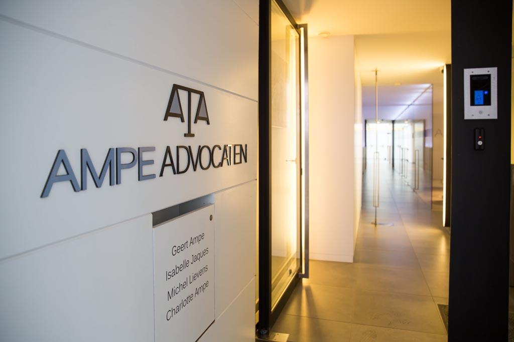 ingang ampe advocaten