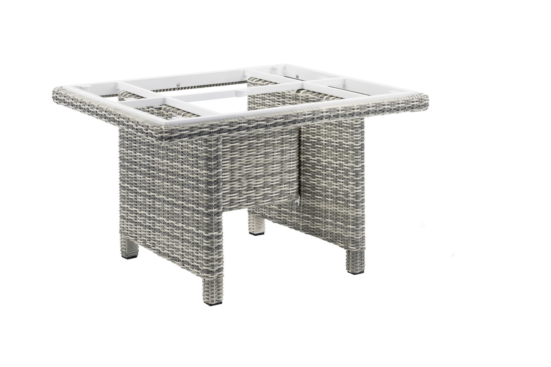 PALMA MODULAR Casual Dining Tischgestell 93 x 93 cm