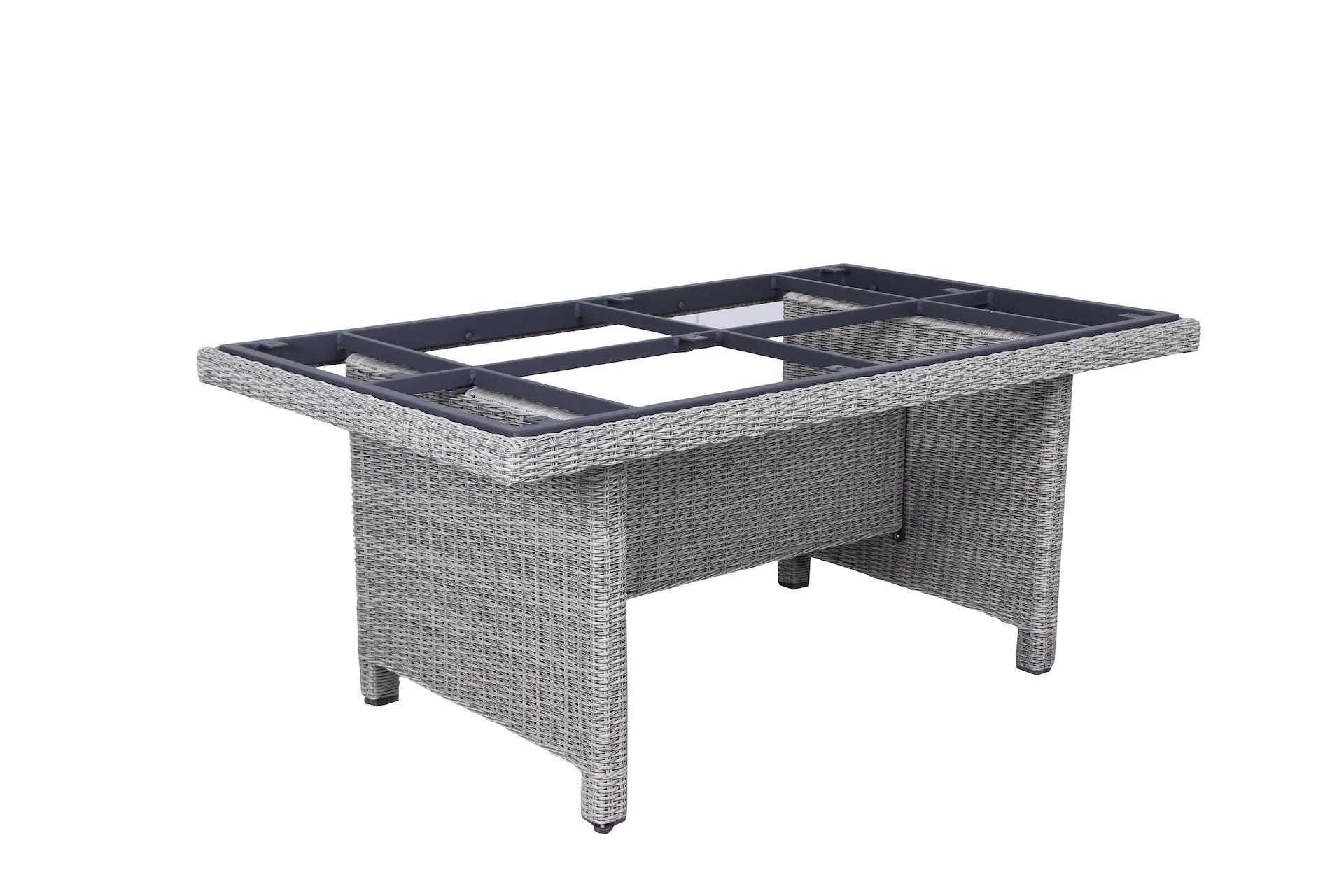 PALMA MODULAR Casual Dining Tischgestell 159 x 94 cm