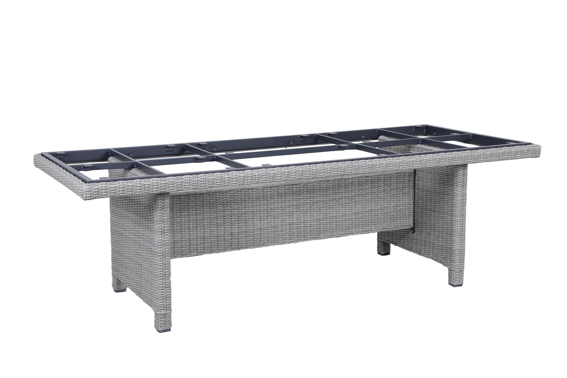 PALMA MODULAR Casual Dining Tischgestell 220 x95 cm