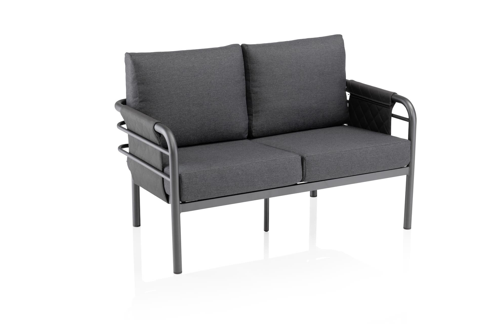 WIRE Casual Lounge 2er Sofa