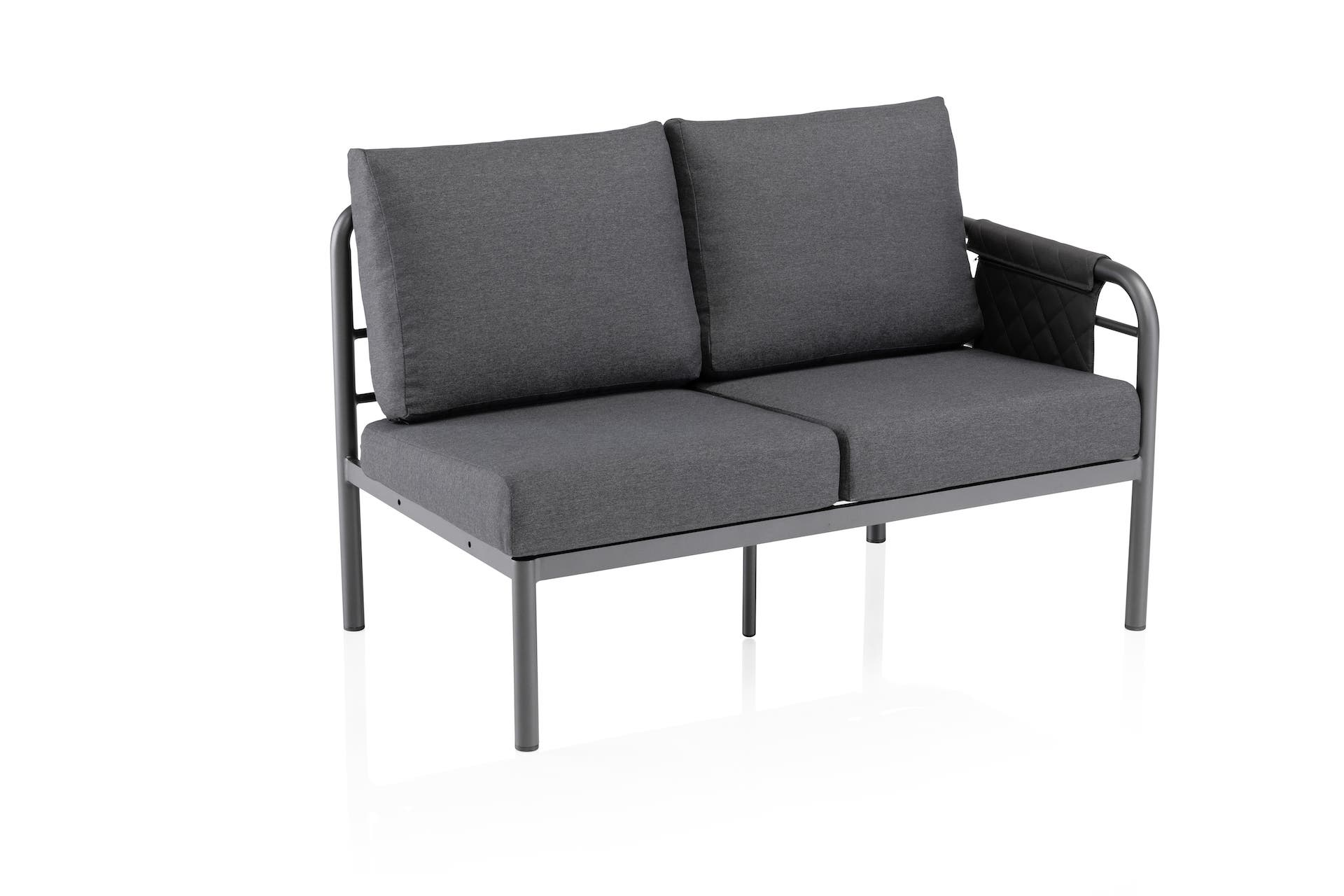 WIRE Casual Lounge 2er Sofa rechts