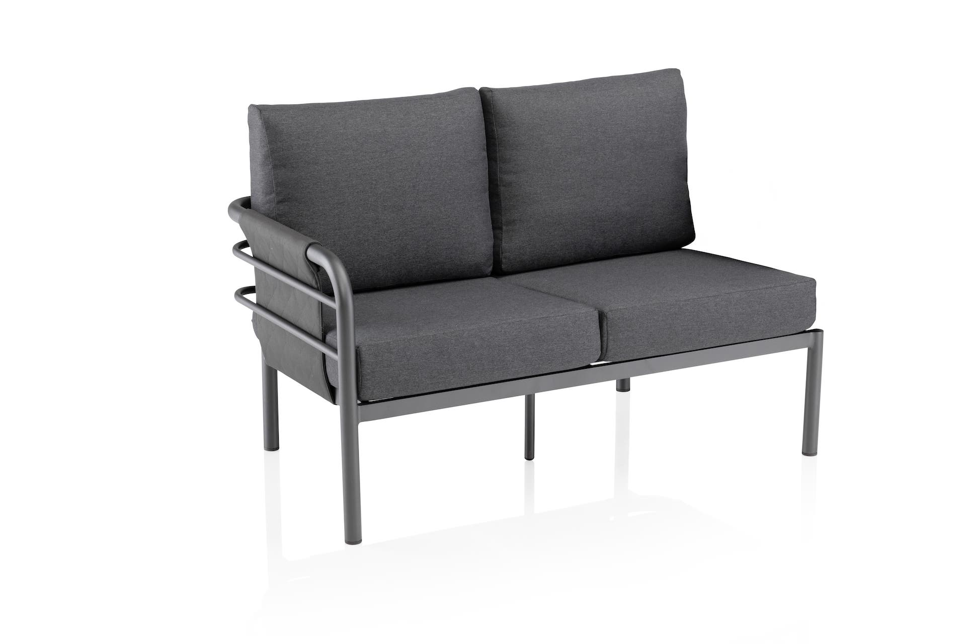 WIRE Casual Lounge 2er Sofa links
