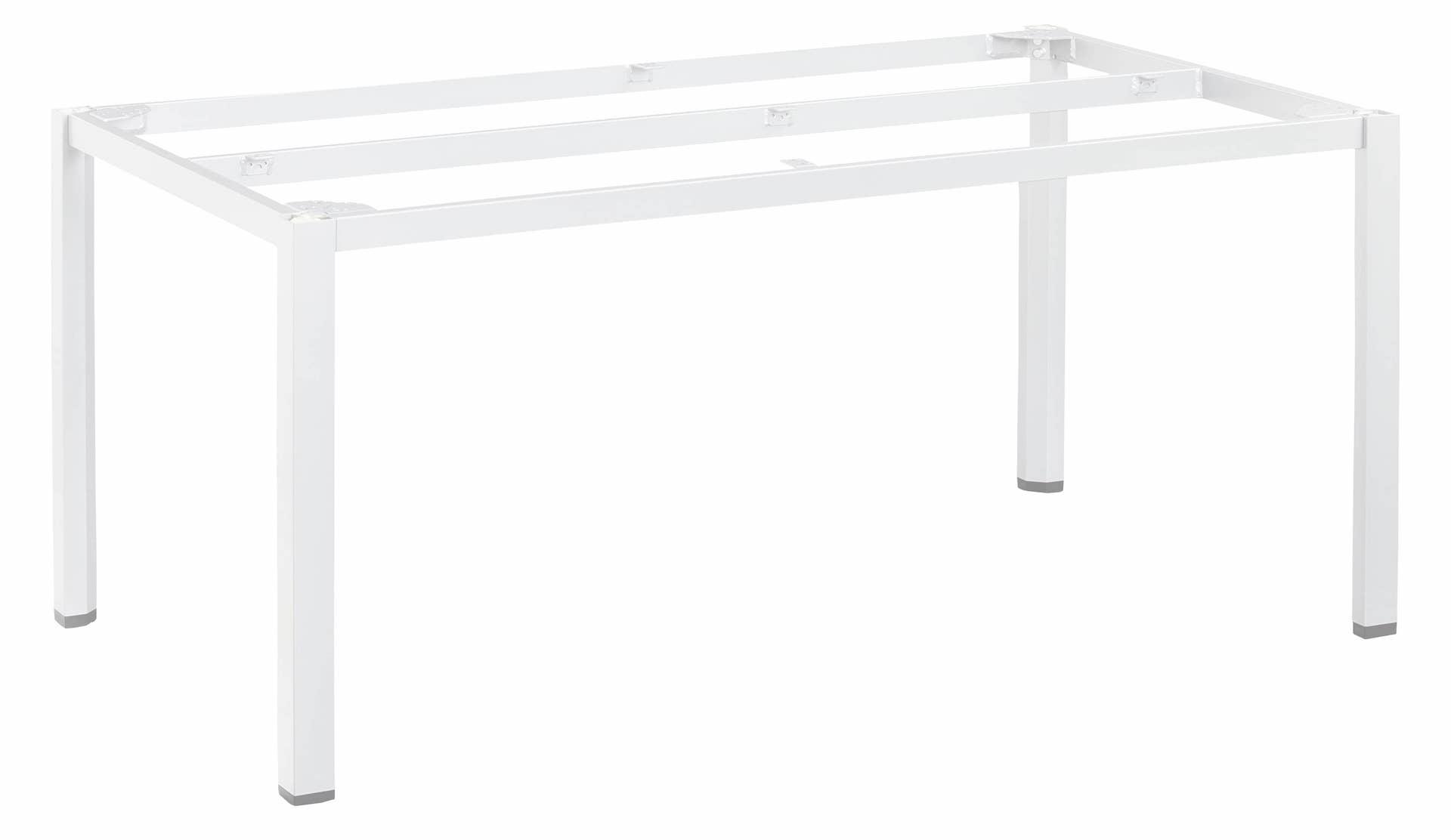 CUBIC ALUMINIUM Tischgestell 160 x 95 cm