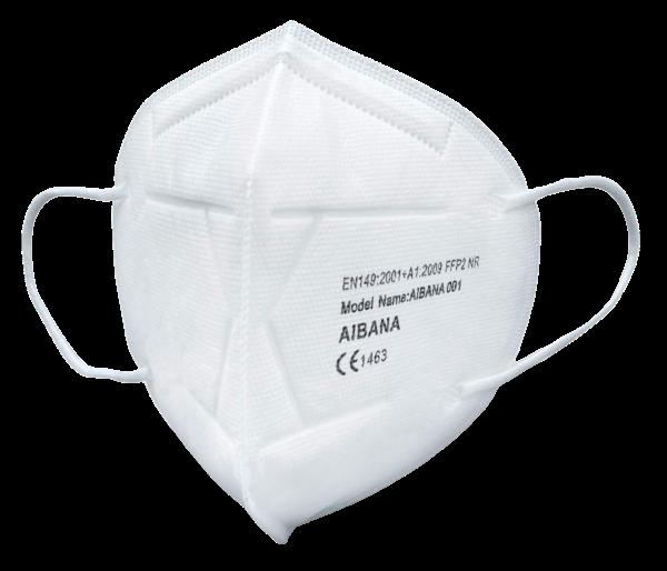 FFP2 Respiratory Mask