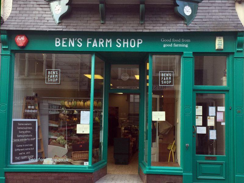 Ben's Farm Shops
