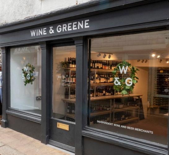 Wine & Greene