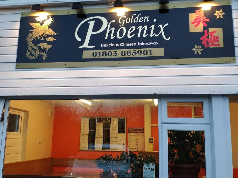 Golden Phoenix Chinese Takeaway