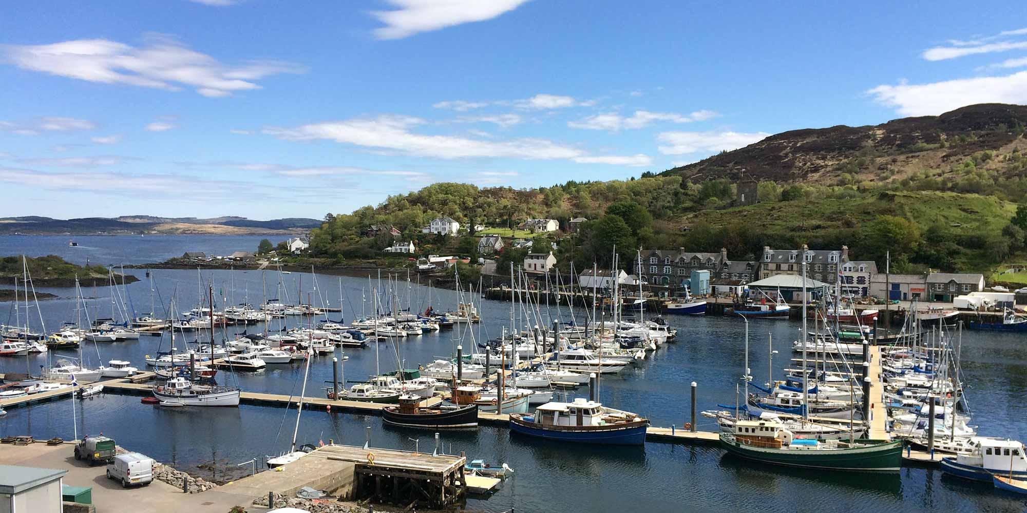 Tarbert (Loch Fyne) Harbour Authority