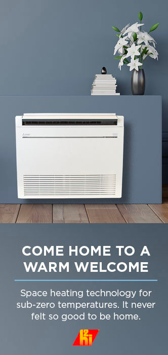 Mitsubishi Electric brings unmatched energy efficiency, performance and control to home cooling and heating.