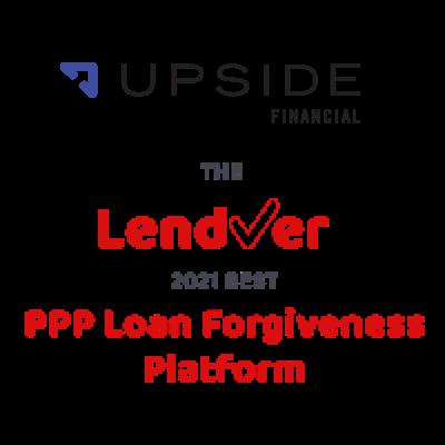 Upside Financial The Lendver 2021 Best Loan Forgiveness Platform