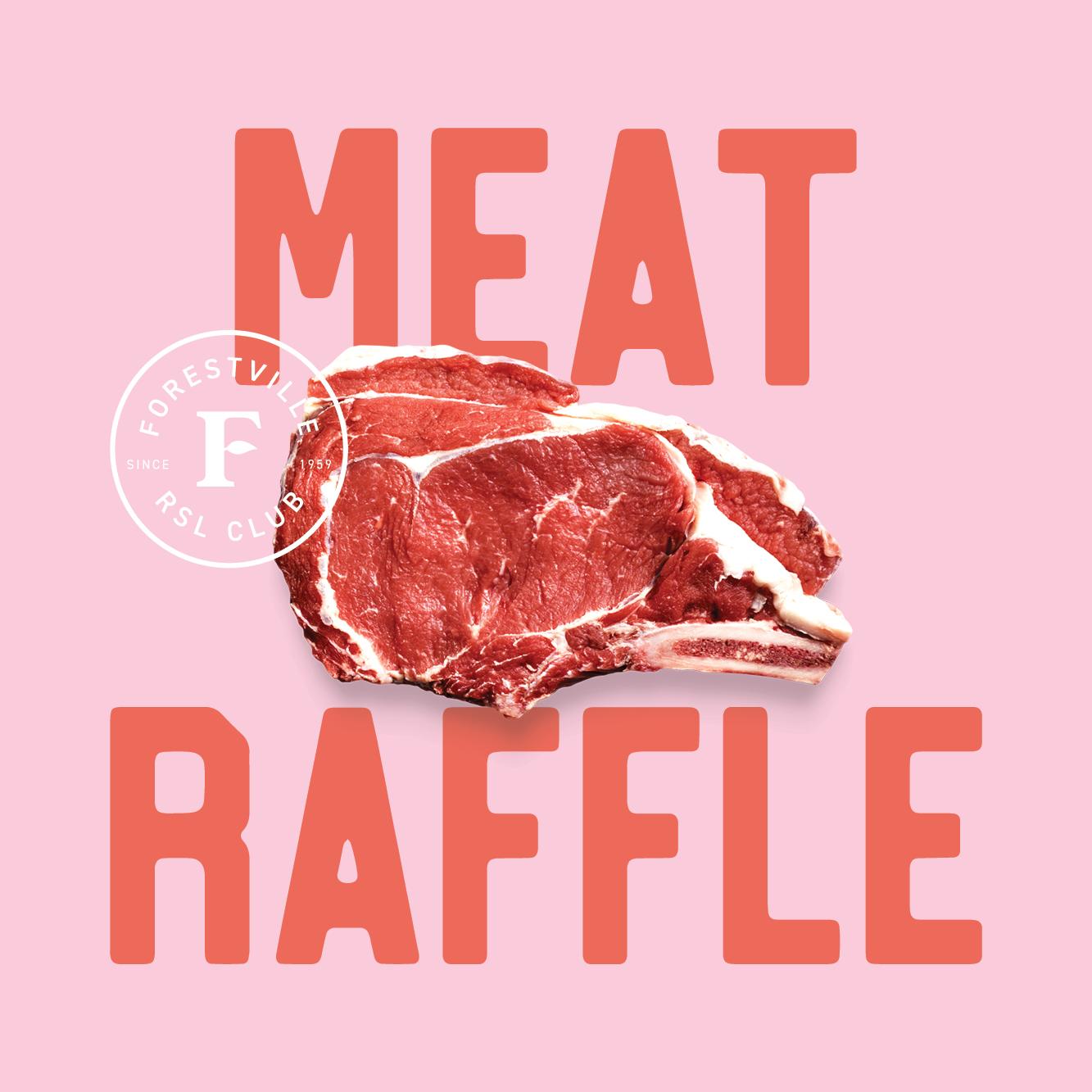 Weekly Meat Raffle