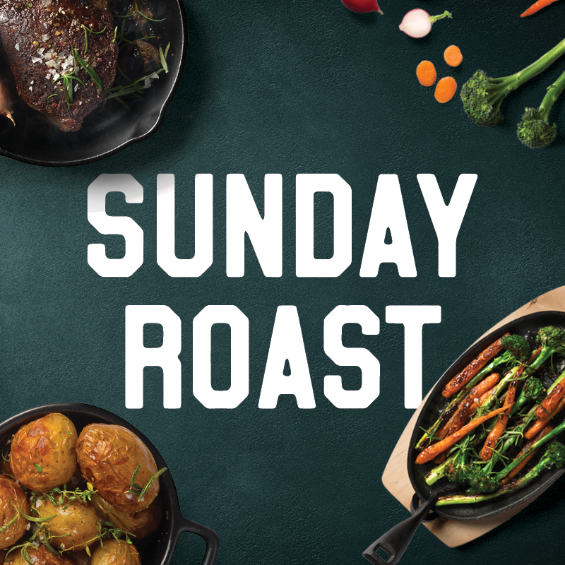 With the nights growing cooler, nothing warms the soul more than a hearty Sunday Roast.