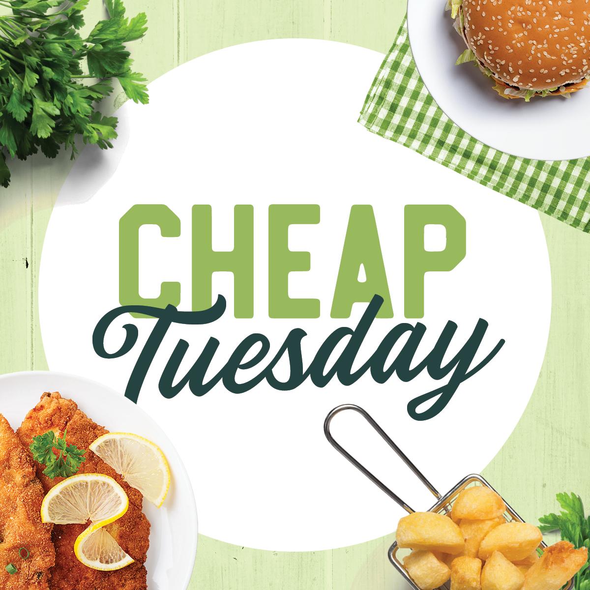 $14.90 Cheap Tuesday