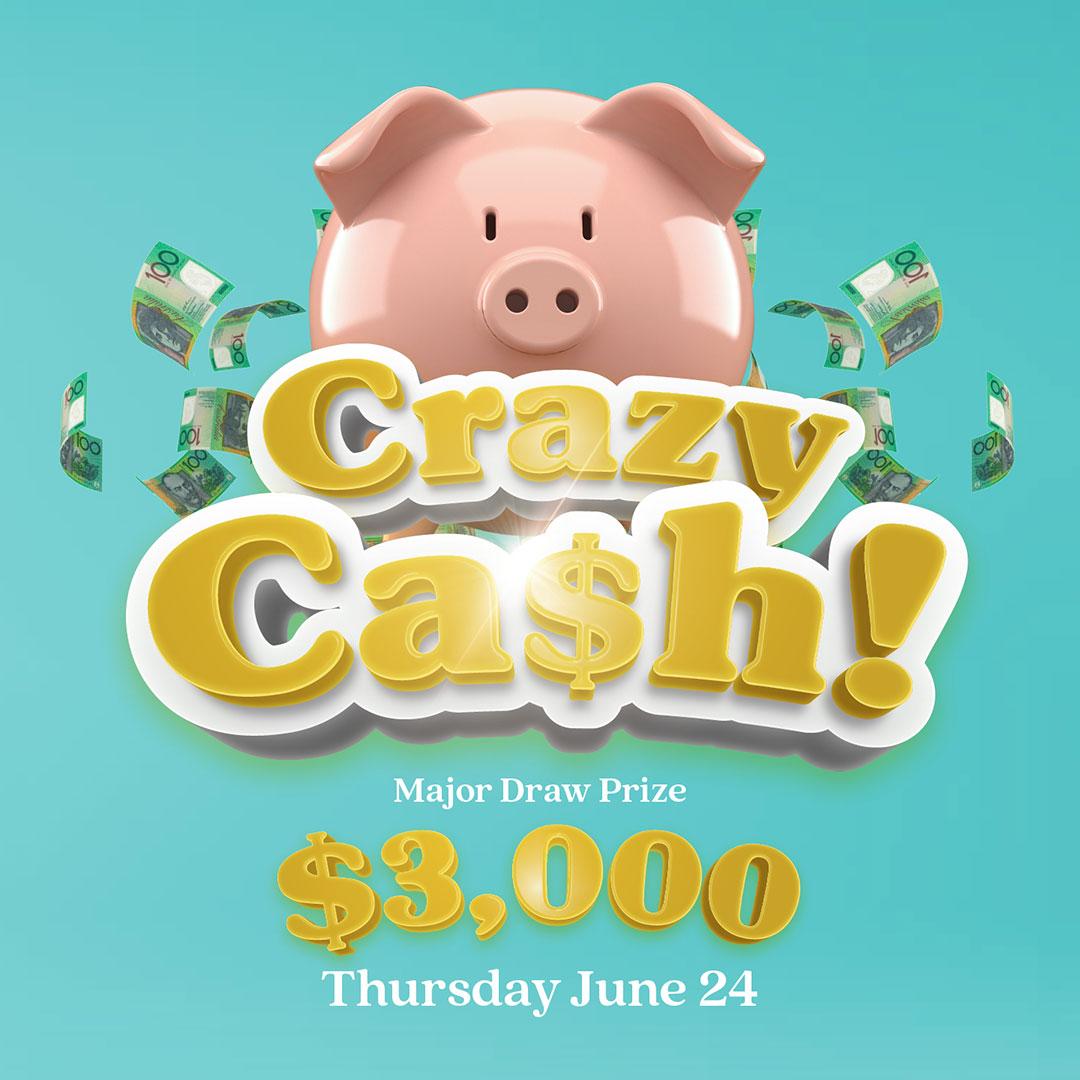 WIN Crazy Cash