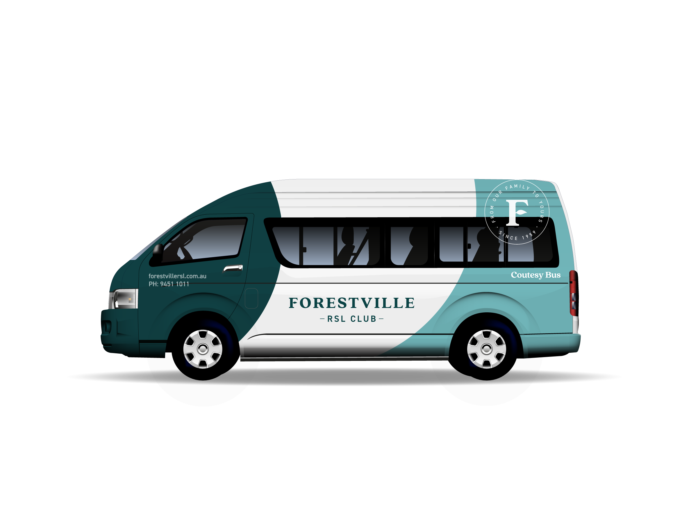 Forestville RSL Club Shuttle Bus
