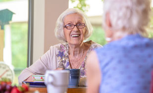 Senior Living, Presbyterian Manors of Mid-America Living Options Explore Card