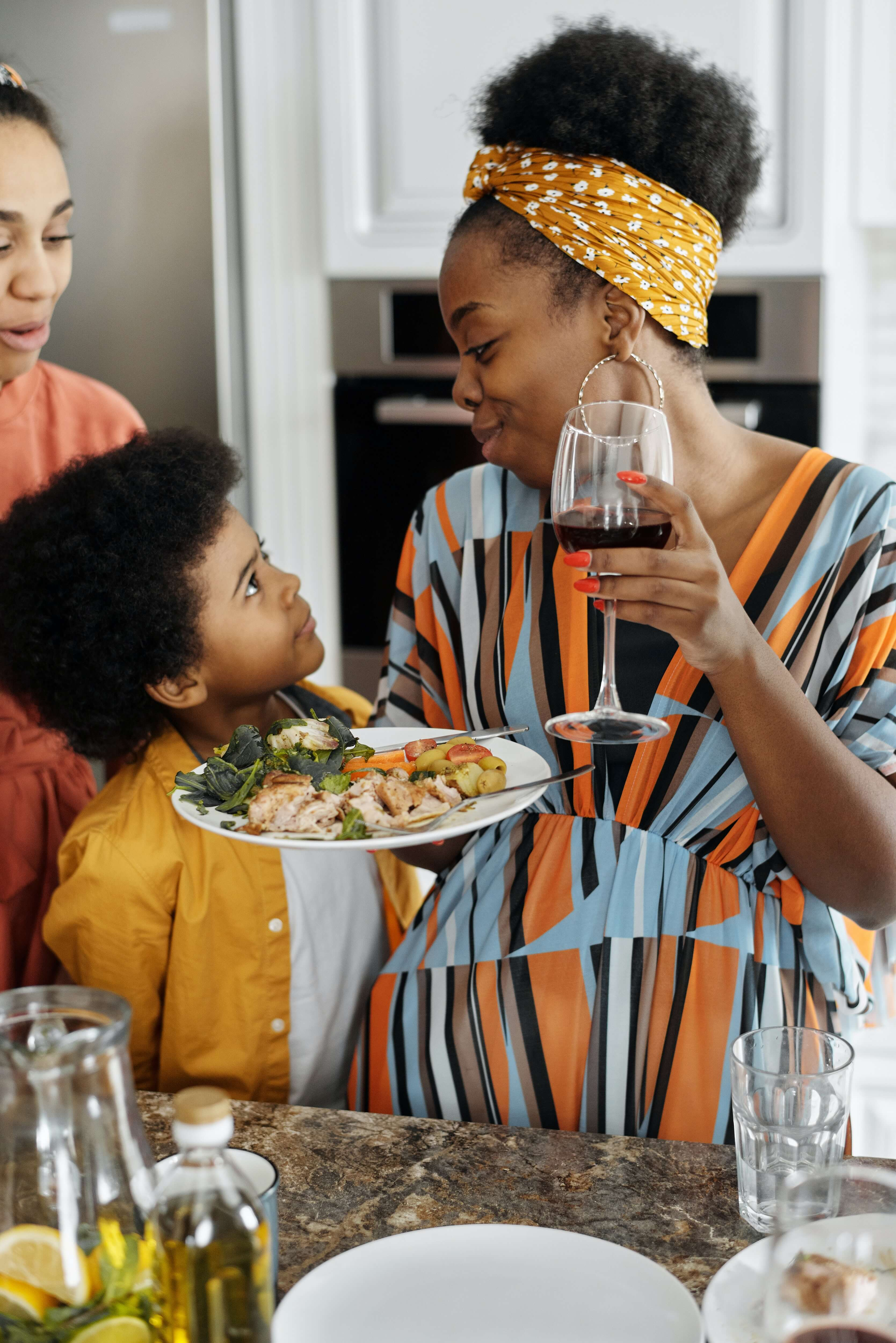 Testimonial Photo Enjoy! Meal Solutions