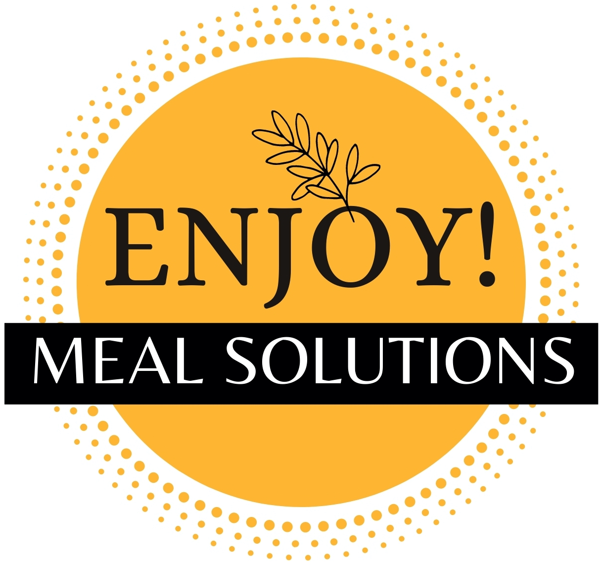 Enjoy! Meal Solutions Logo