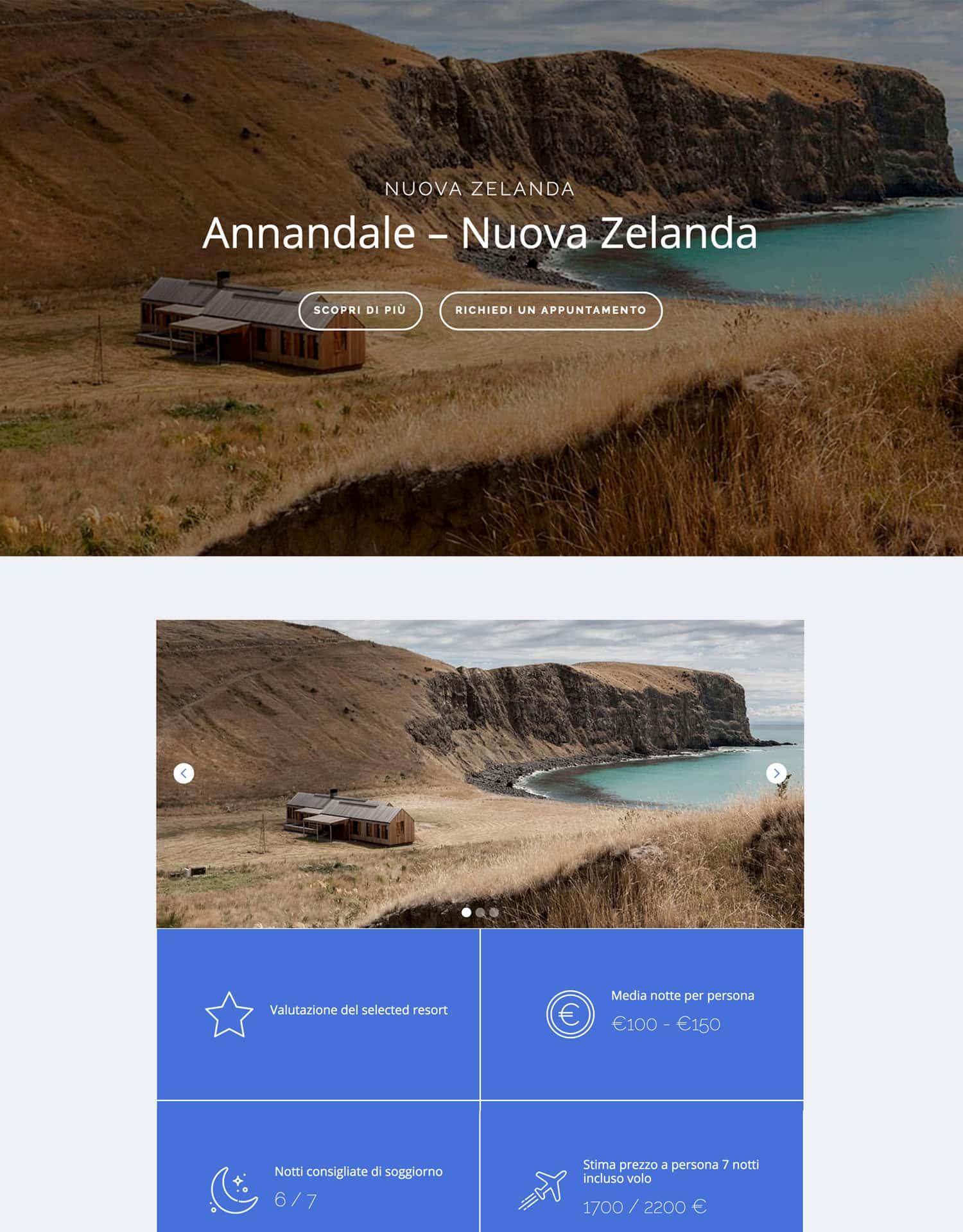 Realizzazione sito web 3L World