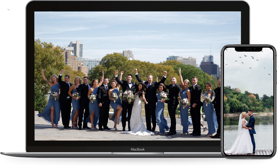 Philadelphia Wedding Videographers with a Fresh Approach