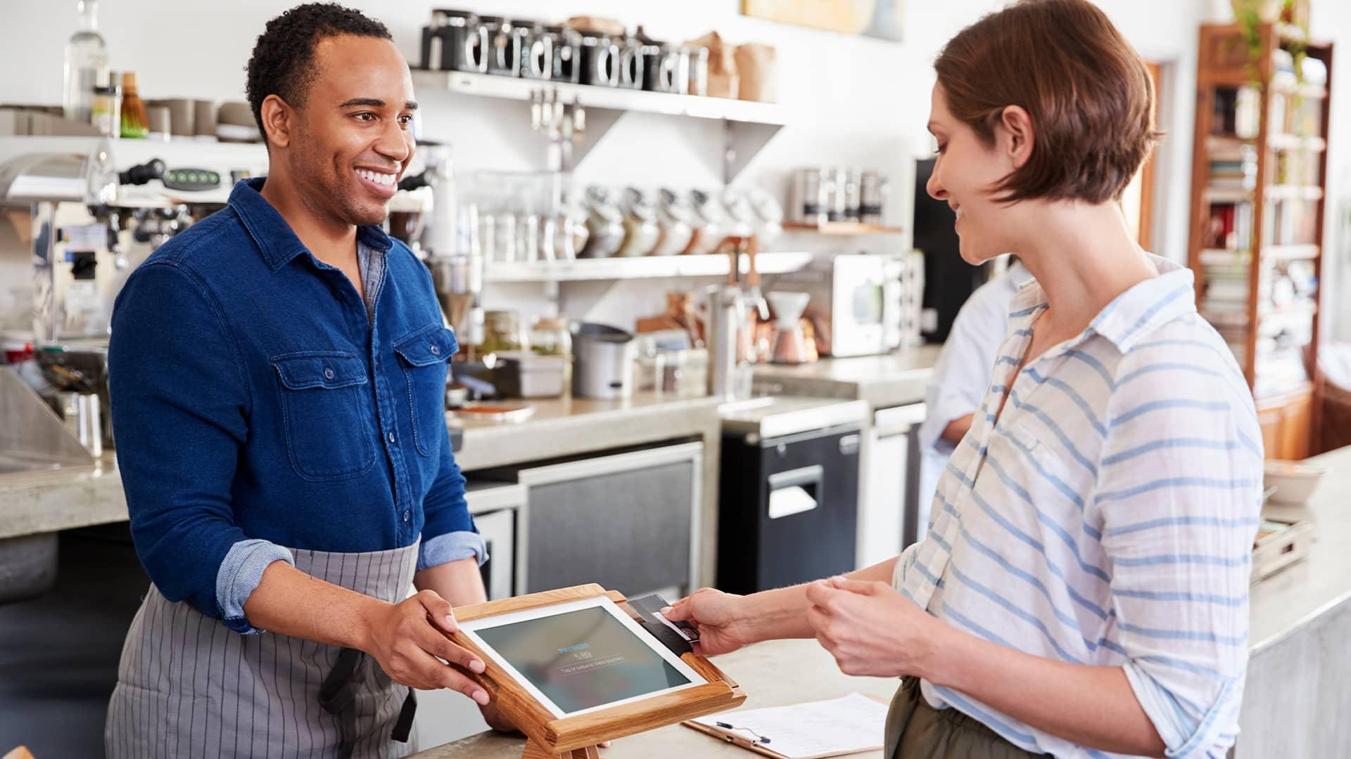 Was Paypal im Einzelhandel verspricht