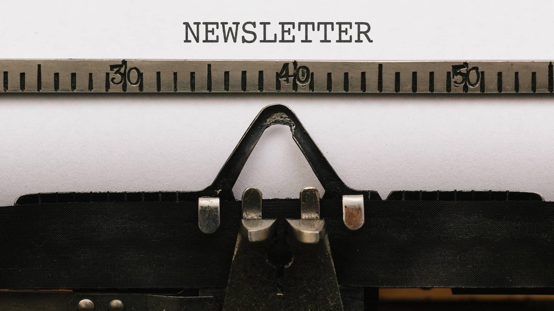Tipps für einen erfolgreichen Newsletter