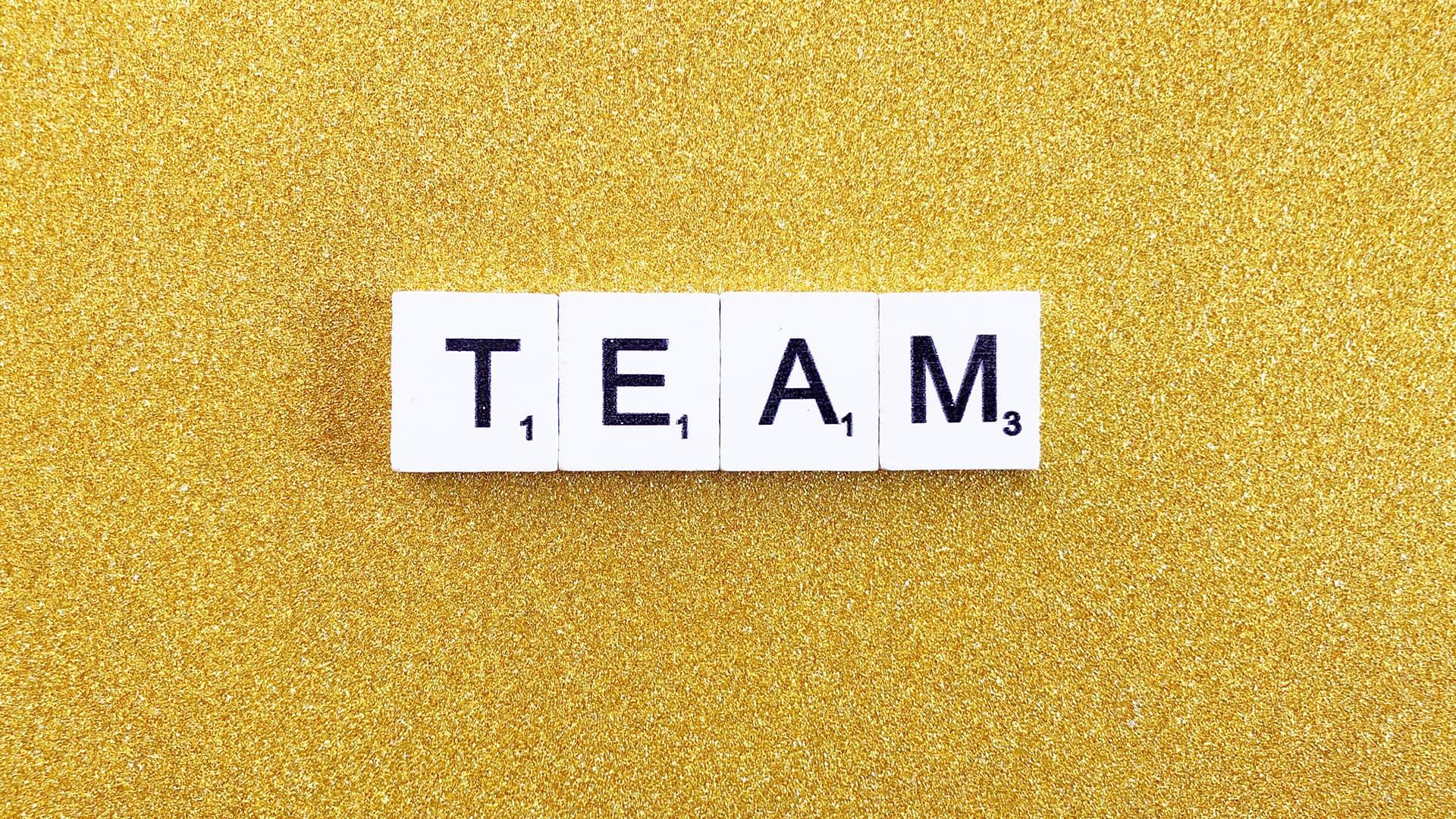 Ein gutes Team ist Alles