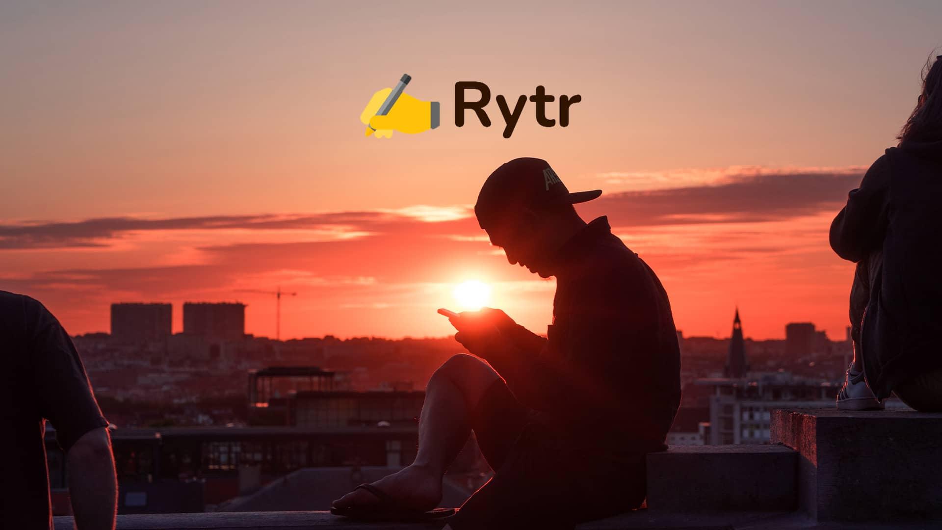 Rytr - Künstliche Intelligenz für Blogbeiträge?