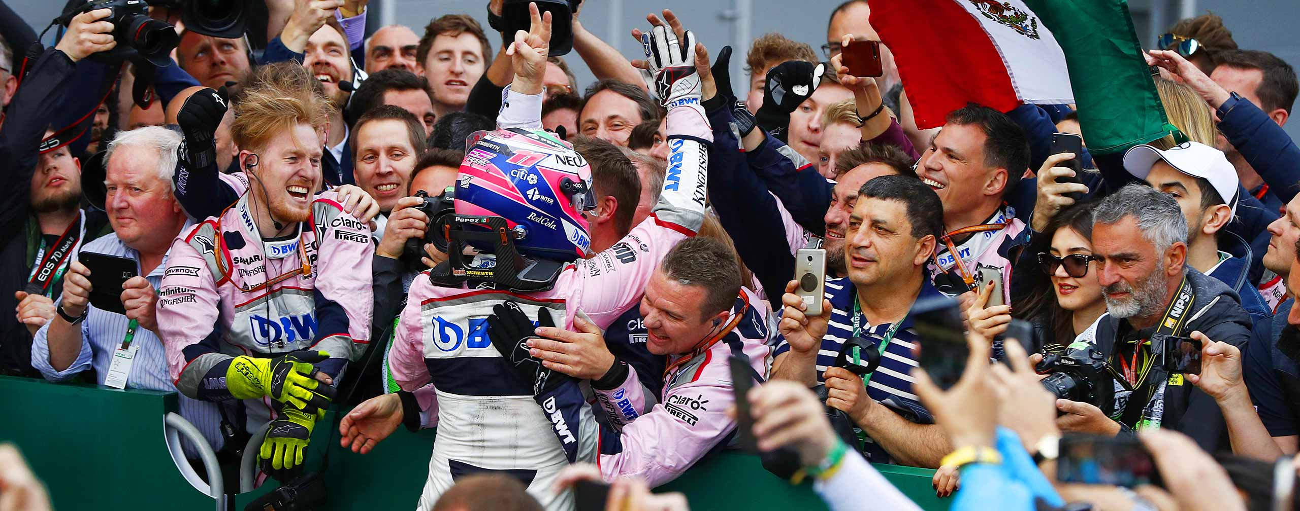 Sports at Mayfield Sports Management Agency specialising in motorsport and Formula One