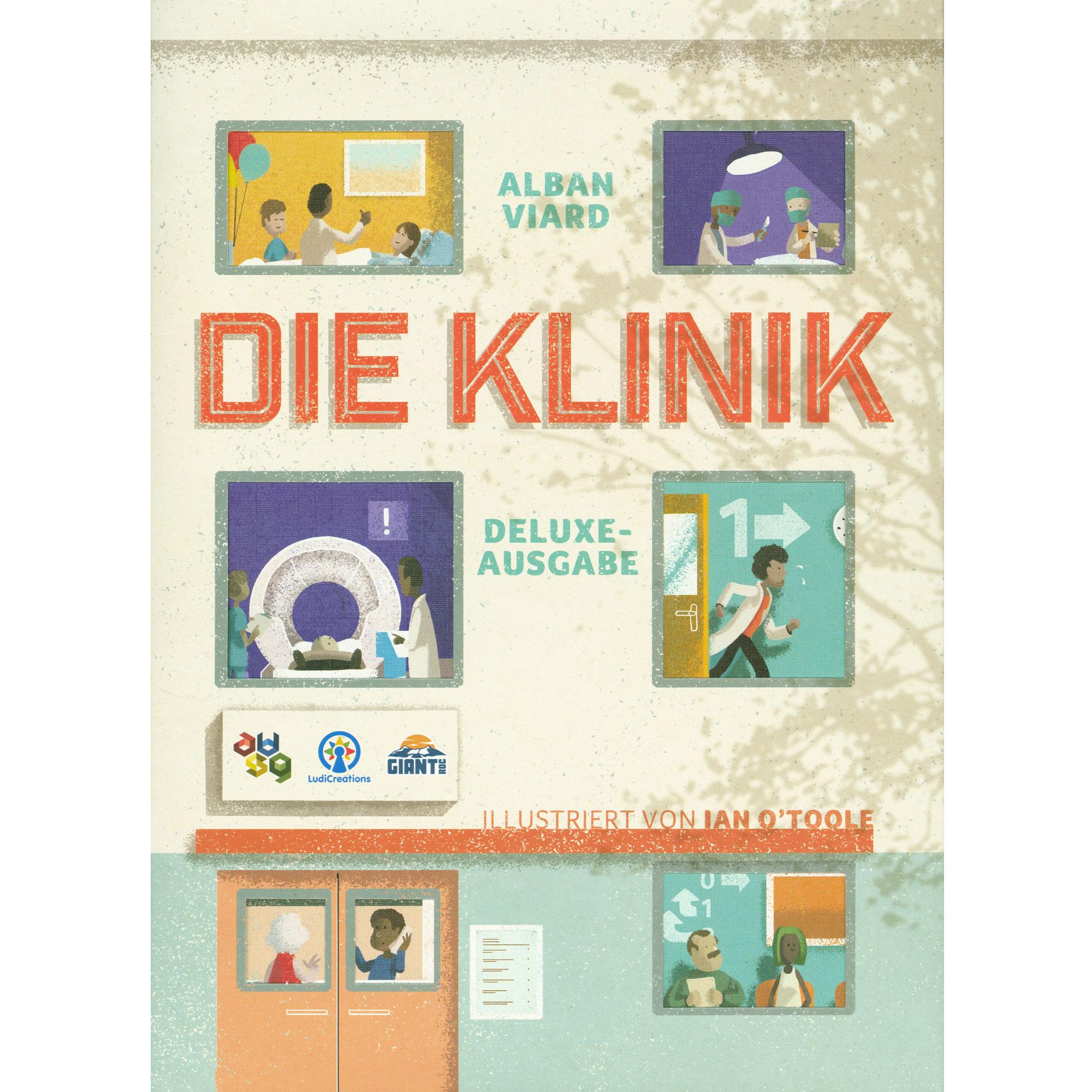 Die Klinik - Deluxe-Edition
