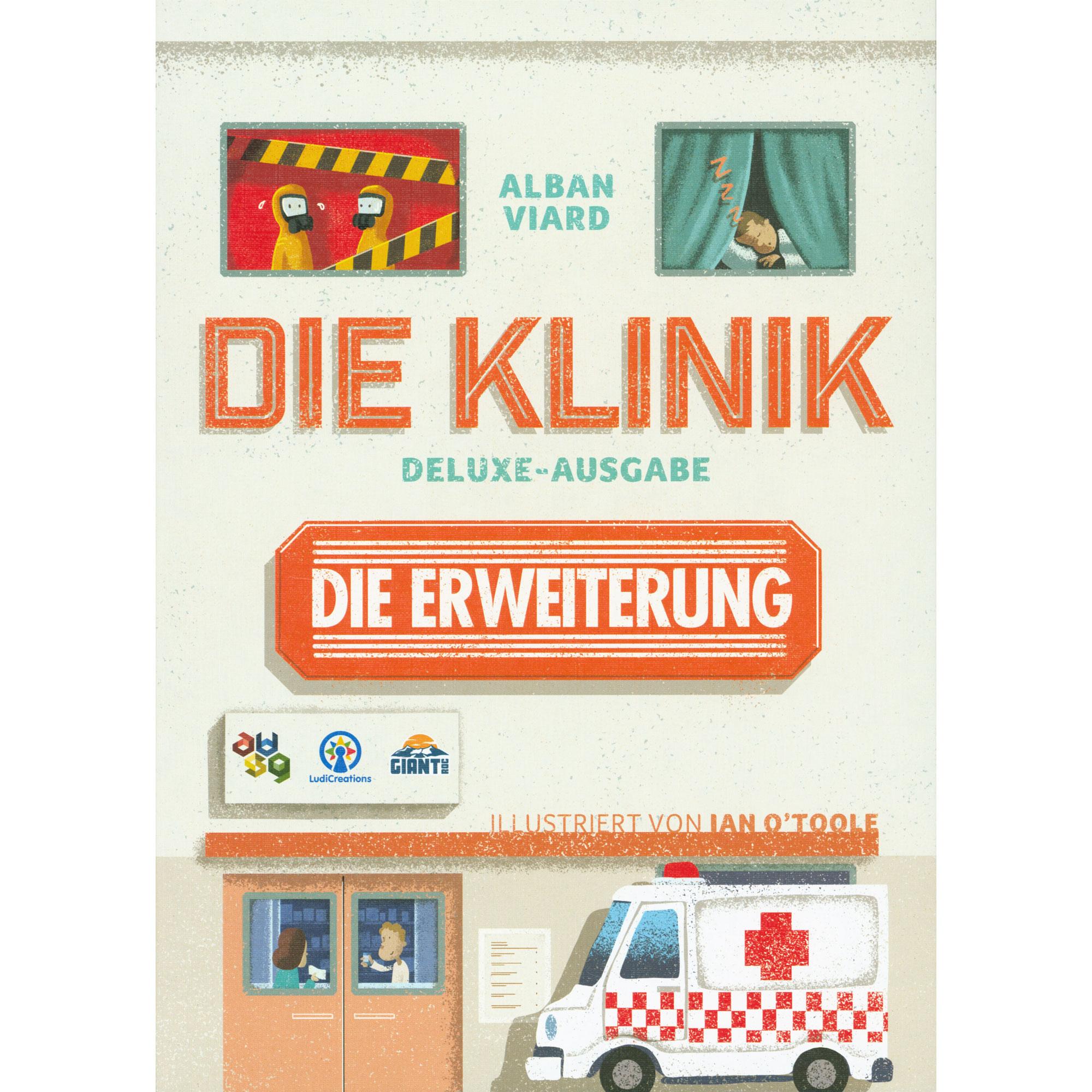 Die Klinik - Deluxe-Edition - Der Anbau Erweiterung