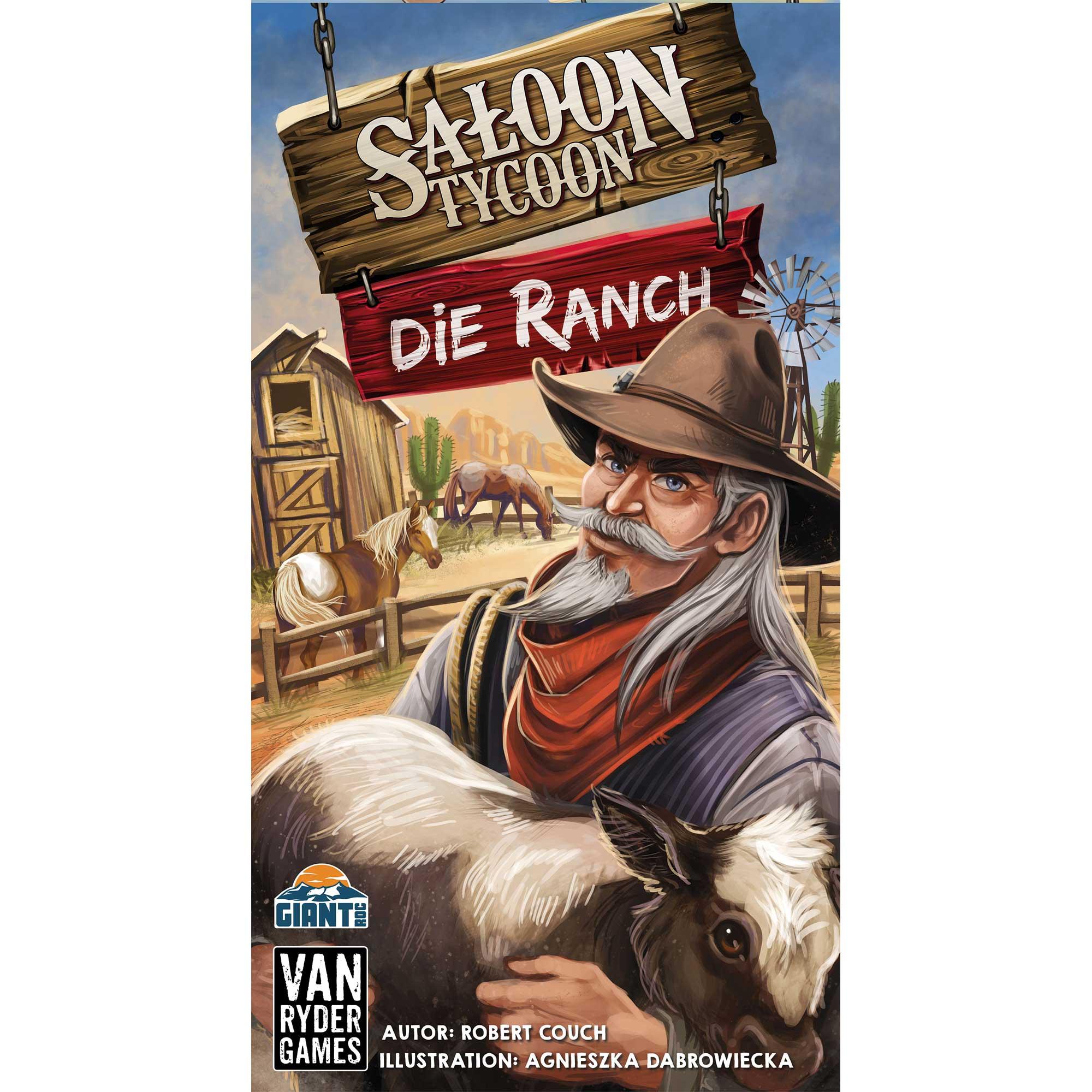 Saloon Tycoon - Die Ranch Erweiterung