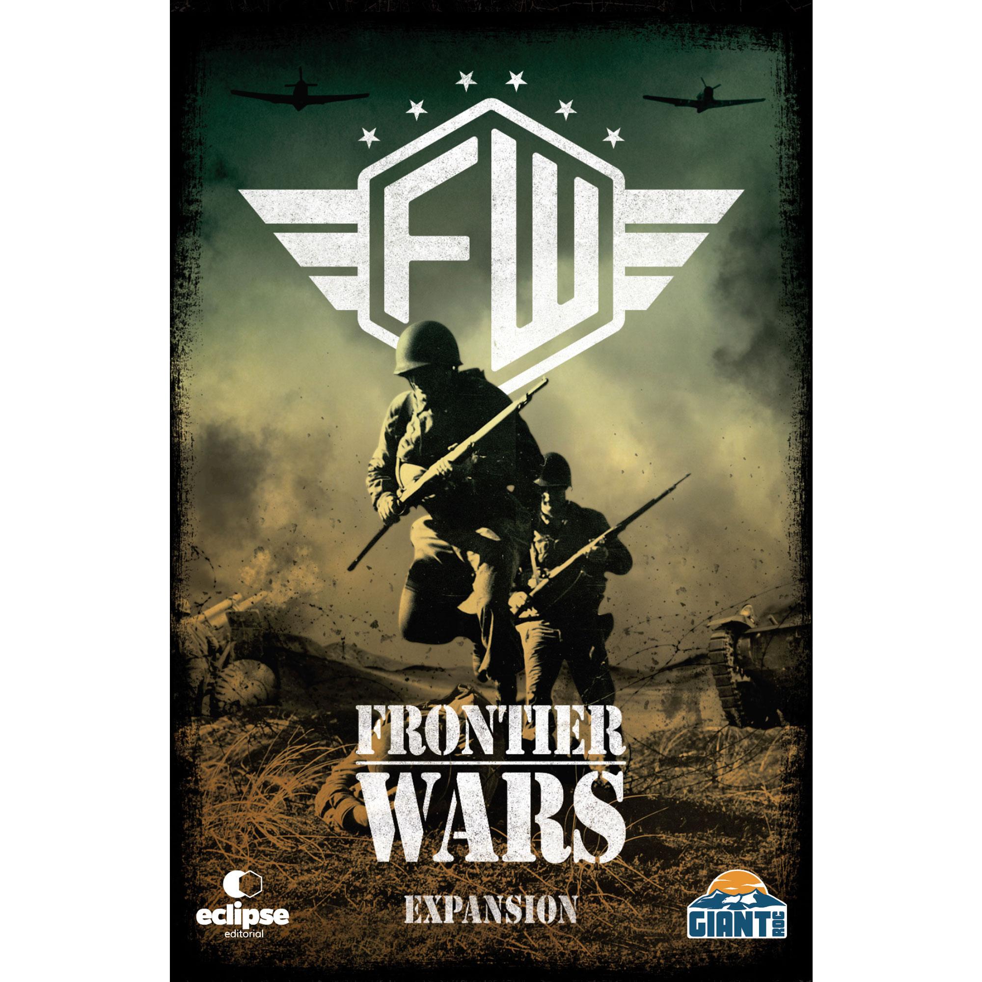 Frontier Wars - Frankreich und Japan Erweiterung