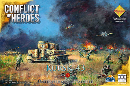 Conflict of Heroes - Kursk 1943