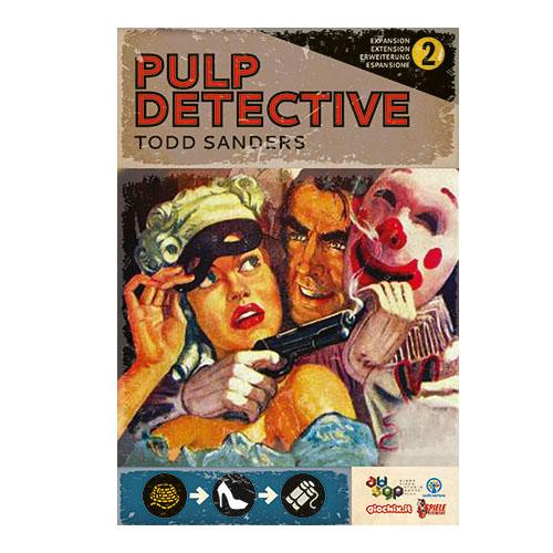 """Pulp Detective - 2.Erweiterung """"Handlanger & Hinterhalte"""""""