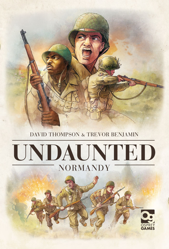 Undaunted: Normandie
