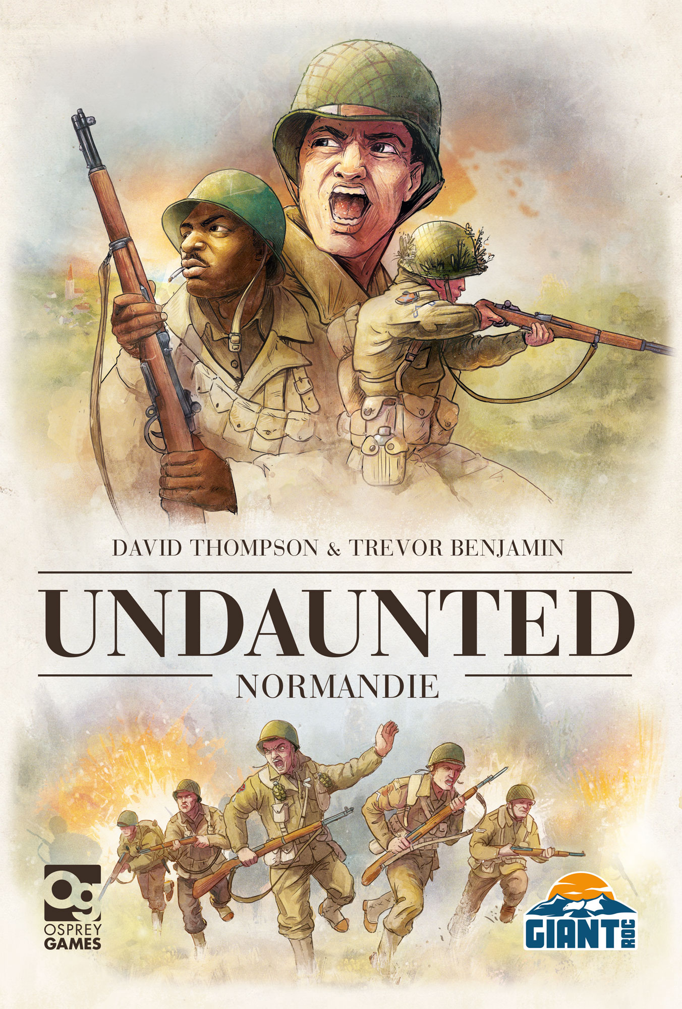 Undaunted: Normandie