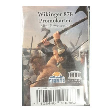 Wikinger 878 A.D. - Event-Ereigniskarten Mini-Erweiterung