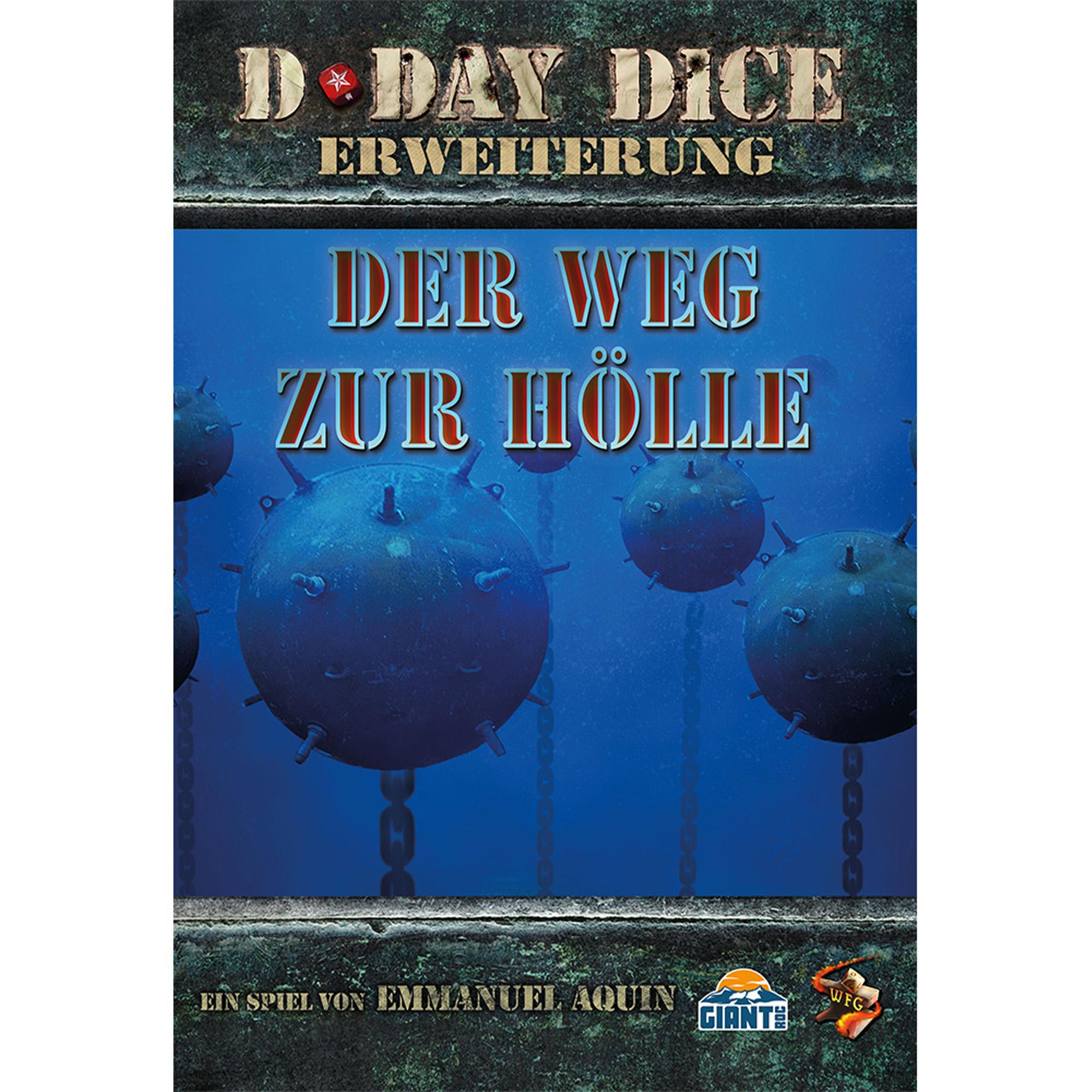 D-Day Dice 2nd Edition -  Der Weg zur Hölle Erweiterung