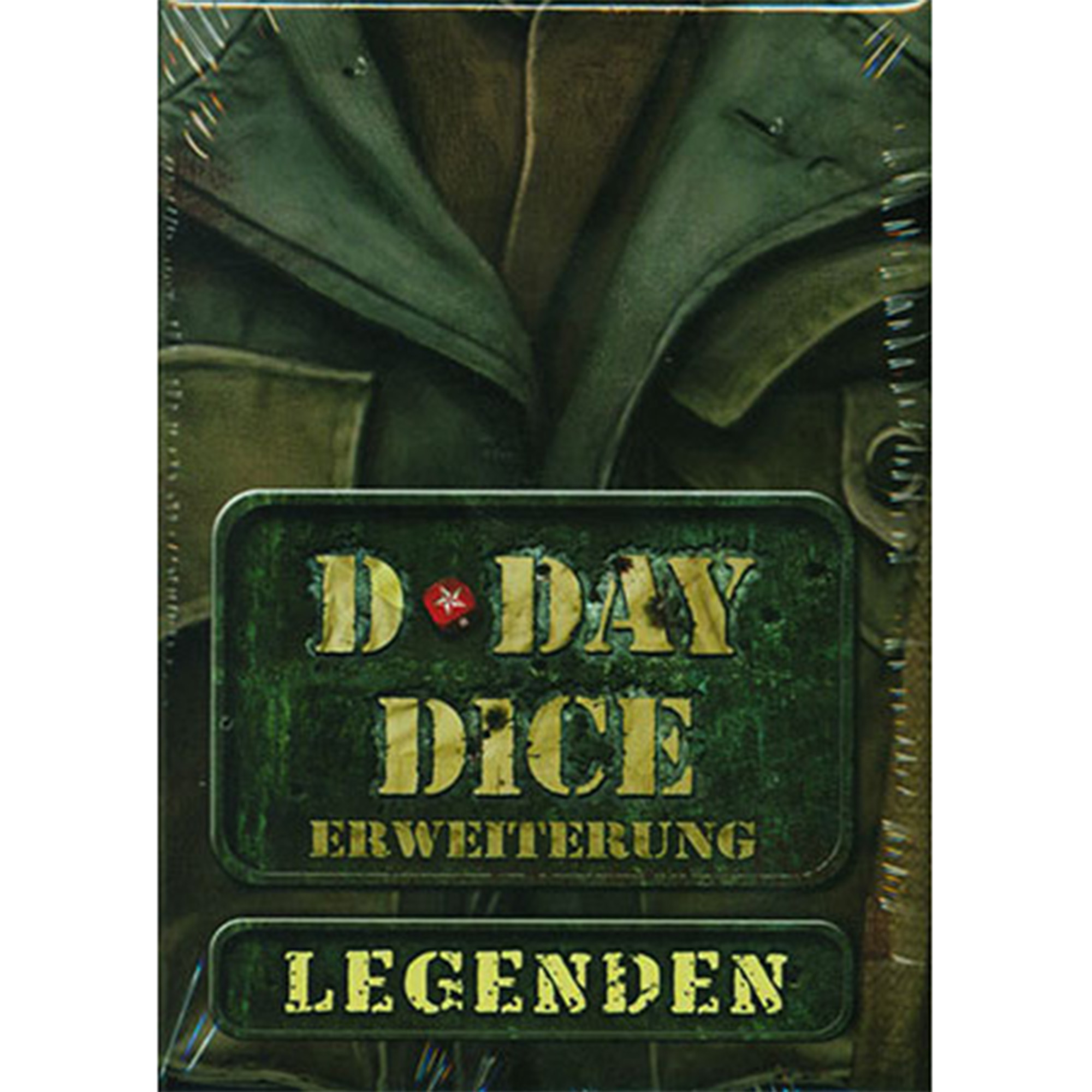 D-Day Dice 2nd Edition - Legenden Erweiterung