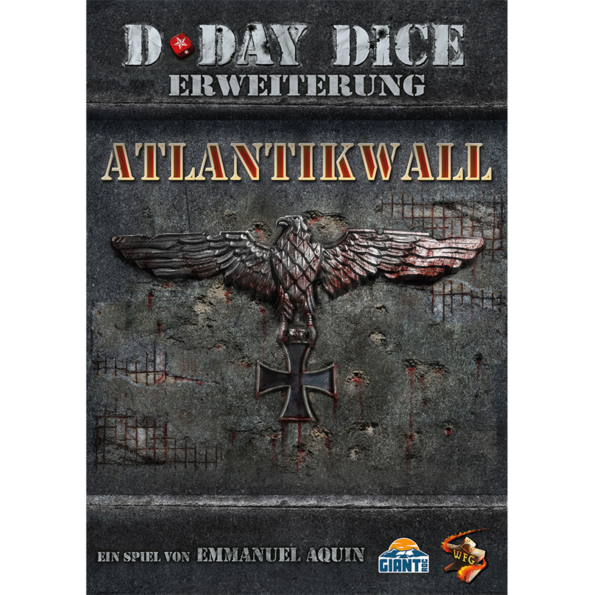 D-Day Dice 2nd Edition - Atlantikwall Erweiterung