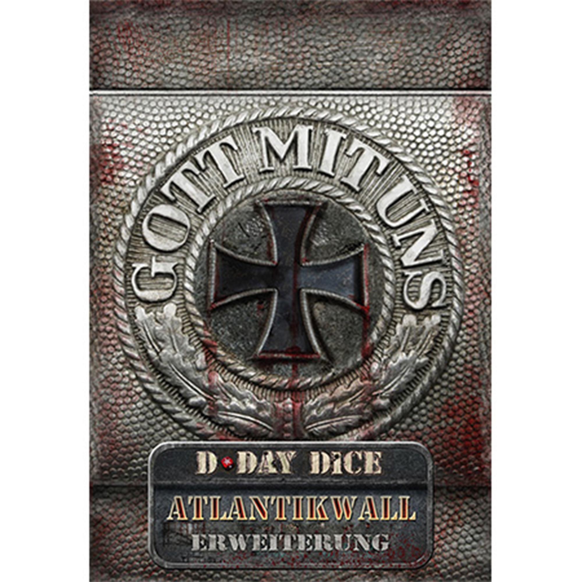 D-Day Dice 2nd Edition -  Gott mit uns Erweiterung