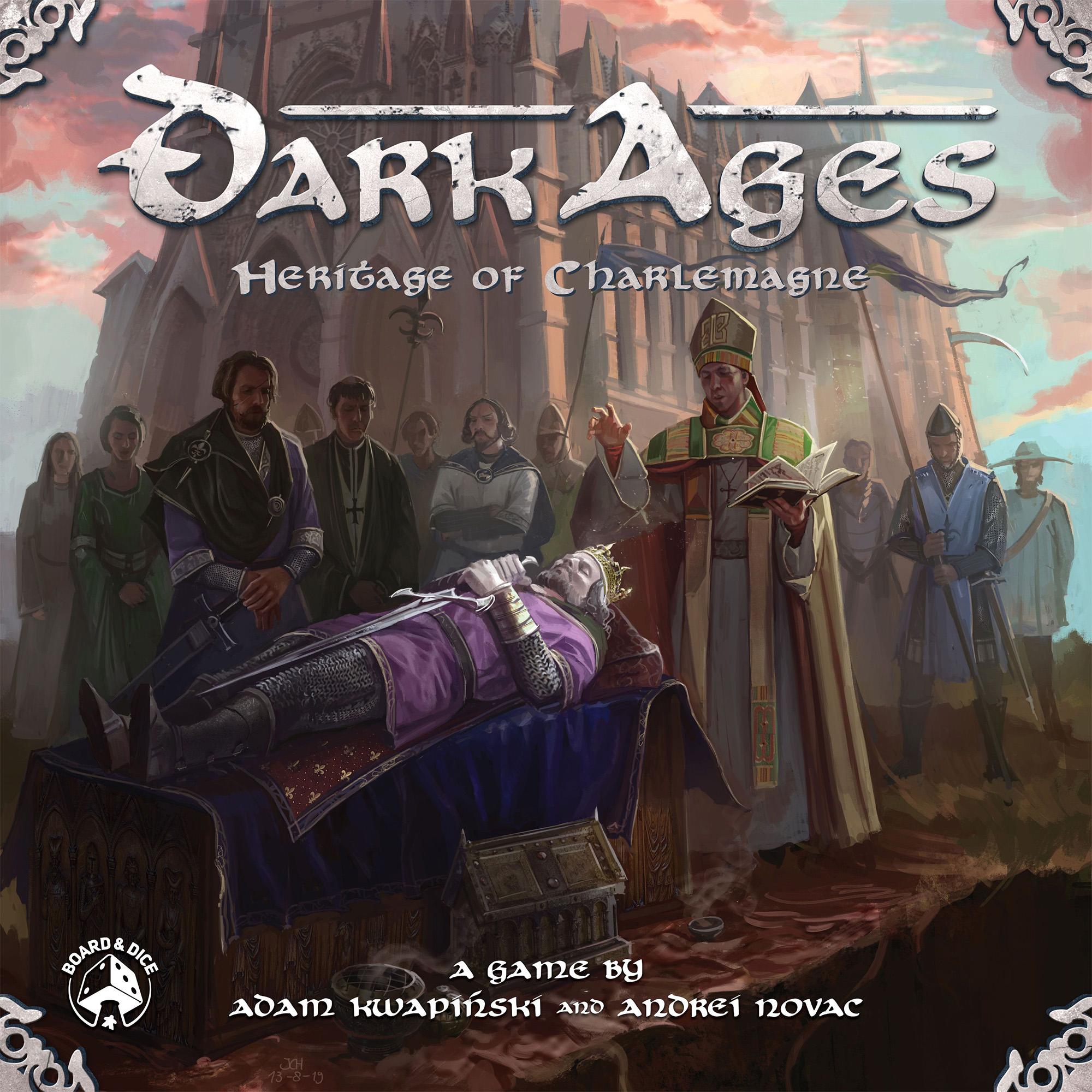 Dark Ages - Das Erbe Karls des Großen (Westeuropa)