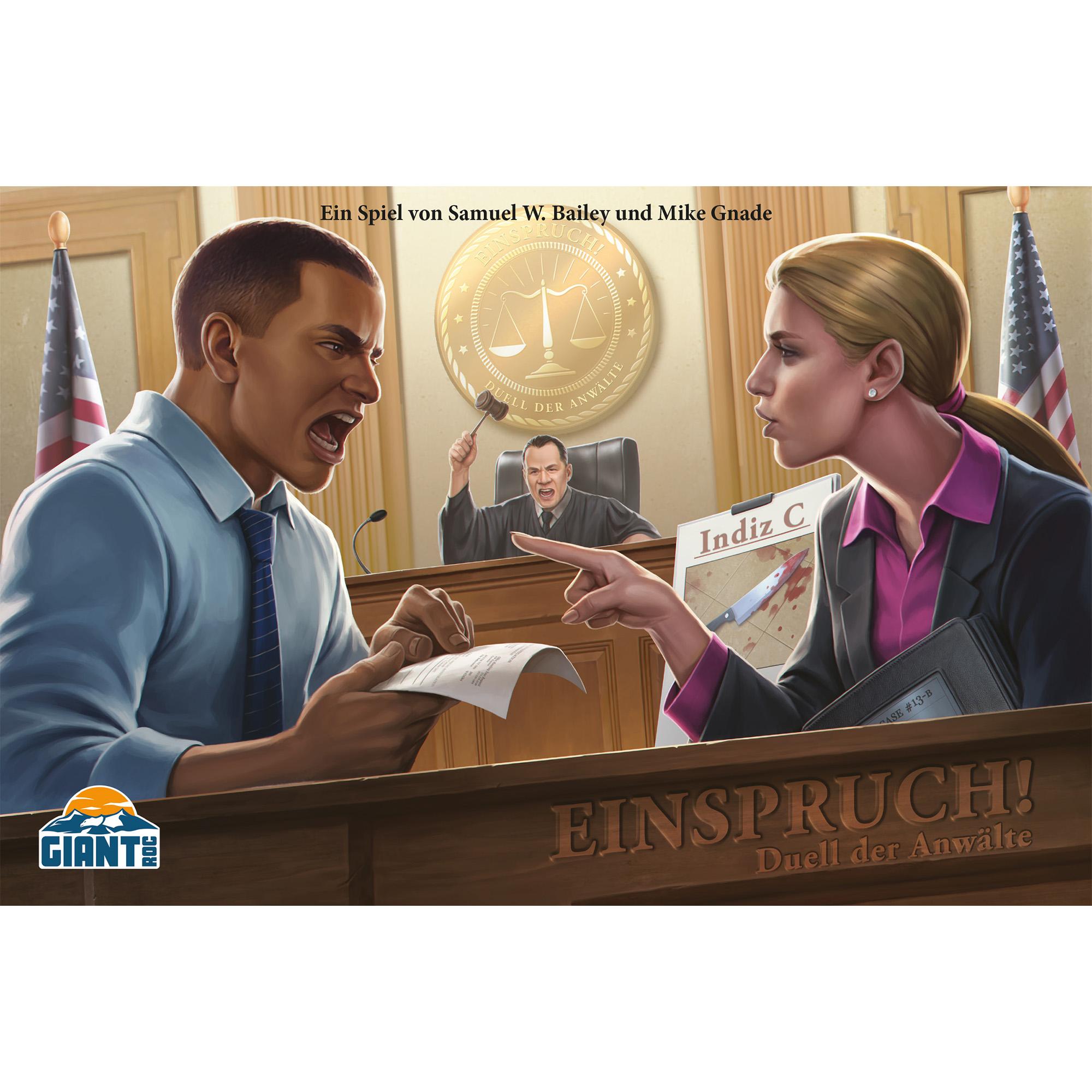 Einspruch! - Duell der Anwälte