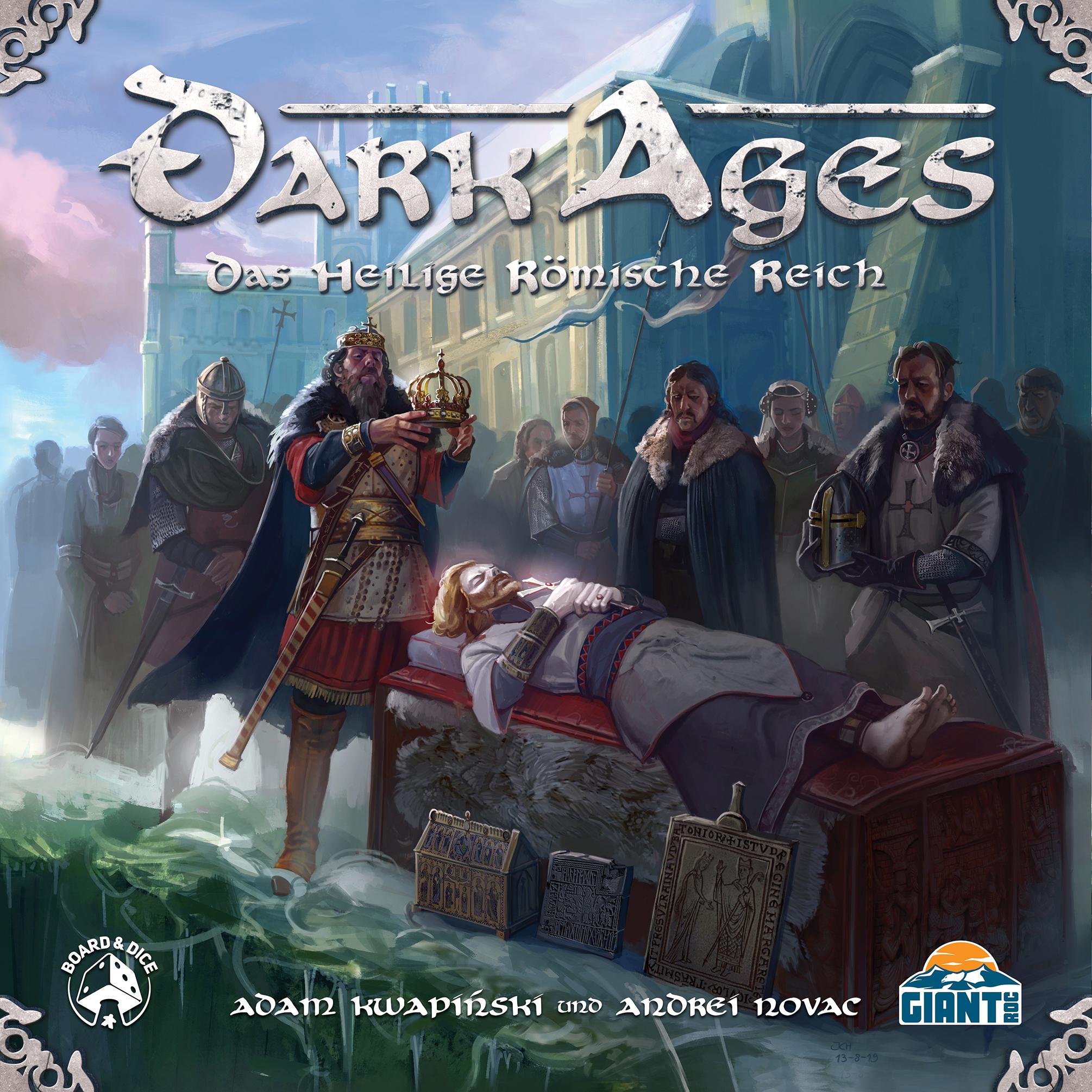 Dark Ages - Das heilige Römische Reich (Zentraleuropa)