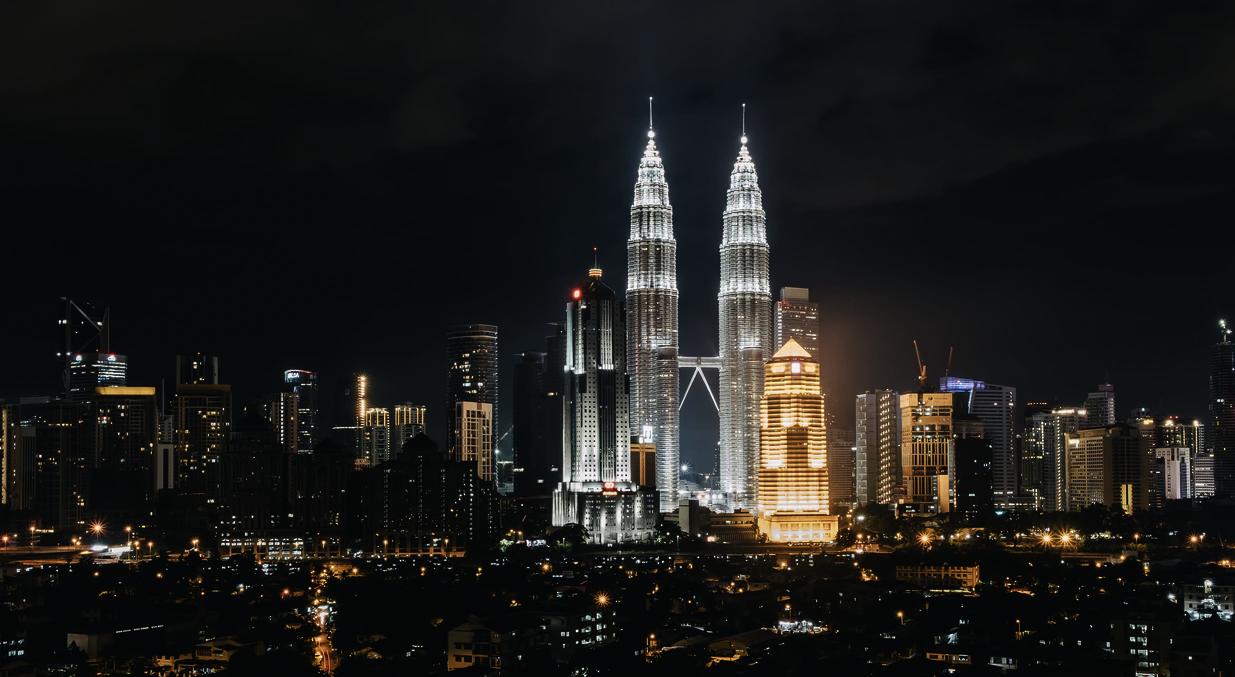 Malaysia KLCC Tower
