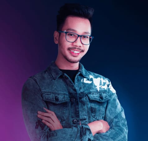 Influencer agency collaboration with Indonesian influencer Bang Alex