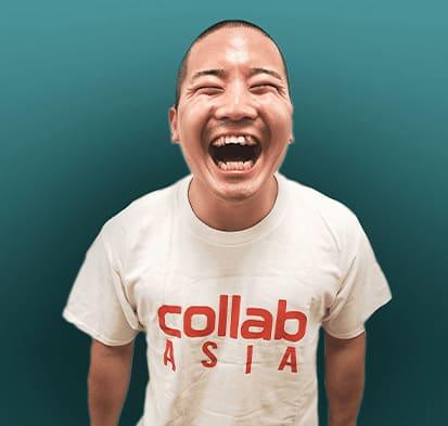 Influencer marketing agency collaboration with Australian influencer Jamie Zhu